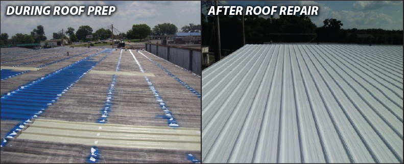 Renewable Metal Roofing Systems